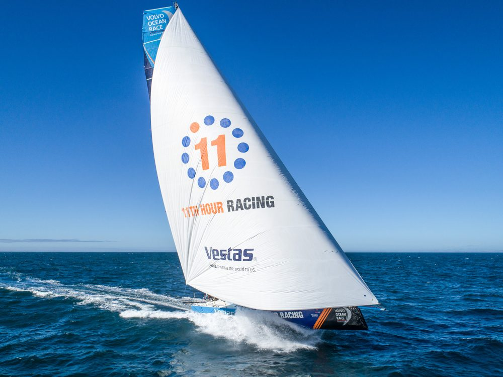 Vestas 11th hour racing, meatless mondays, meat free mondays