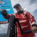 Volvo Ocean Race, Jenna Mai Hansen, southern ocean,