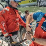 Anderson Reggio, Vestas 11th Hour Racing, Volvo Ocean Race, Sailing