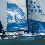 Volvo Ocean Race Sustainability Program Wins Two Awards