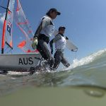 Youth Sailing World Championships, sailing, james tomlinson, world Sailing, texas, sustainability