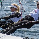 US Sailing Team, Stephanie Roble, Olympic Sailing, Sustainability, Ambassadors,