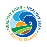 Healthy Soils, Healthy Seas Rhode Island logo