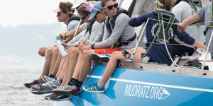 Mudratz, sailing dreamcatcher