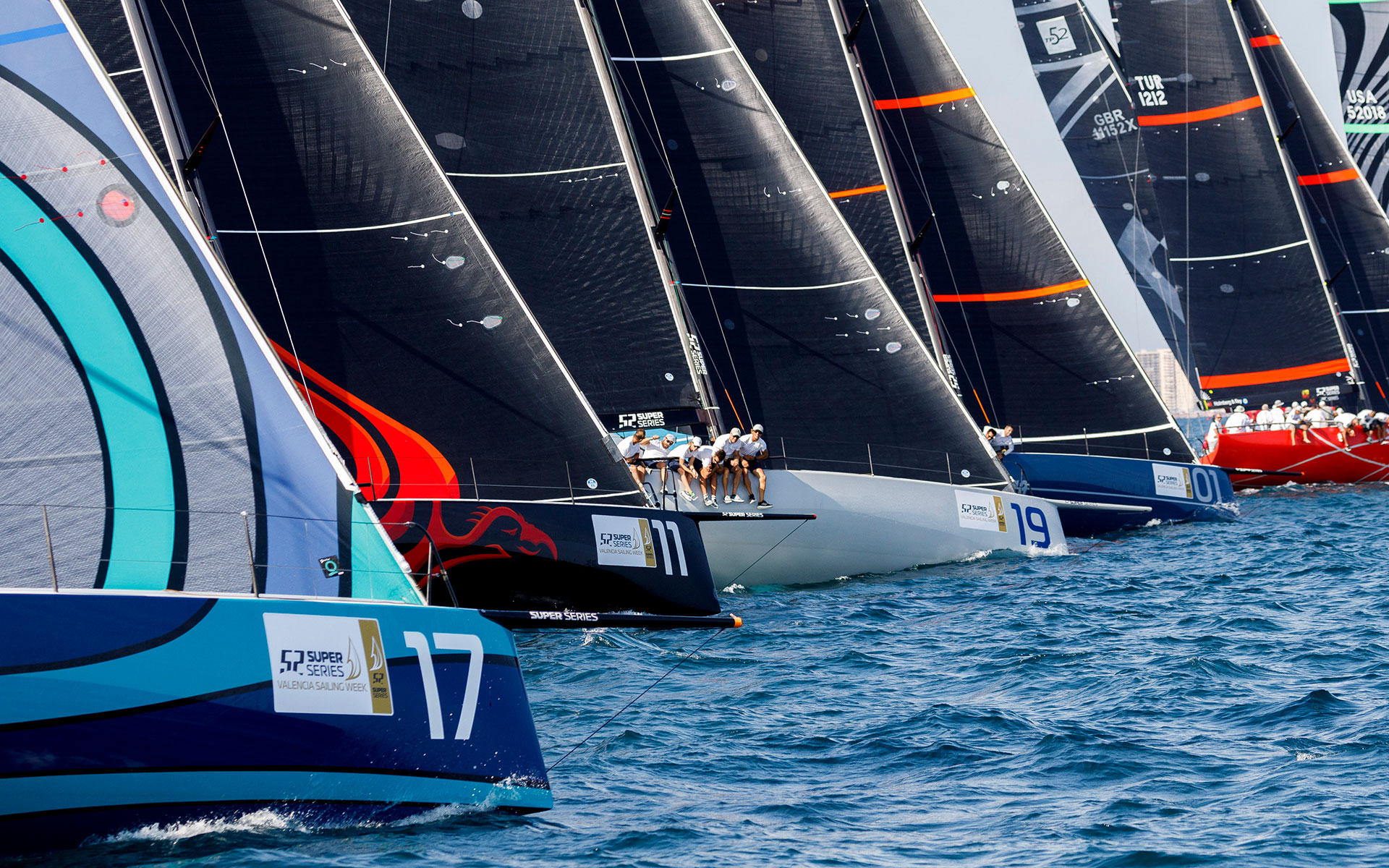 The 52 Super Series, TP 52, sailing, sustainability, news