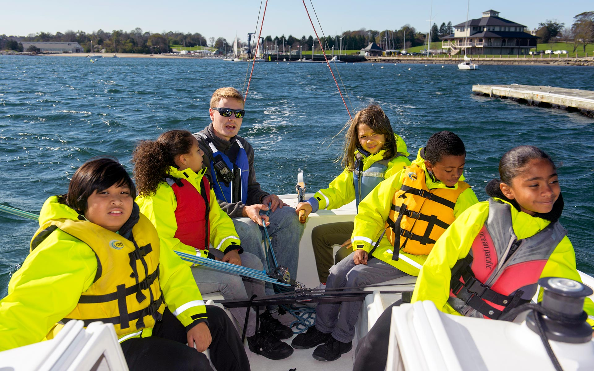 Sail Newport, Grants, Ocean Health Grants,
