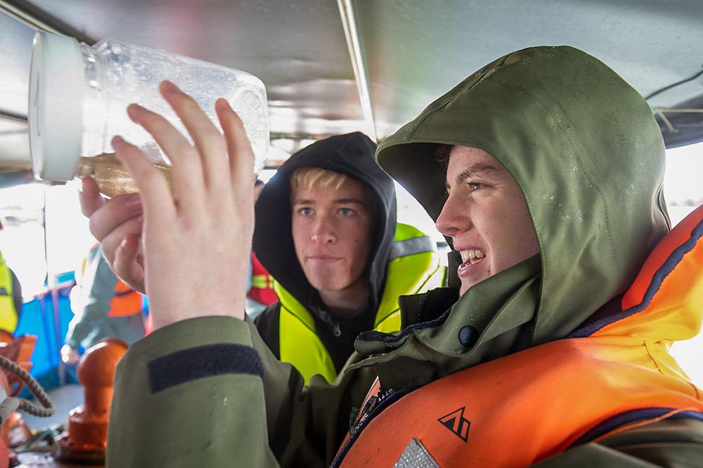 Sir Peter Blake, New Zealand Sailing Sustainability leaders, youth sustainability sailing,