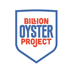 Billion Oyster Project logo