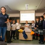 Kids invited aboard The Ocean Race Learning Programme