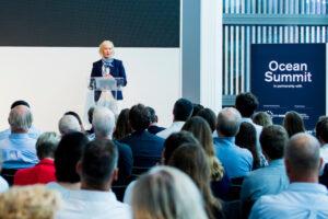 Volvo Ocean Race, The Ocean Race Ocean Summit, Wendy Schmidt, The Schmidt Family Foundation
