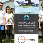 Foiling SuMoth Challenge Teams Attend Foiling Week 2019 in Lake Garda, Italy