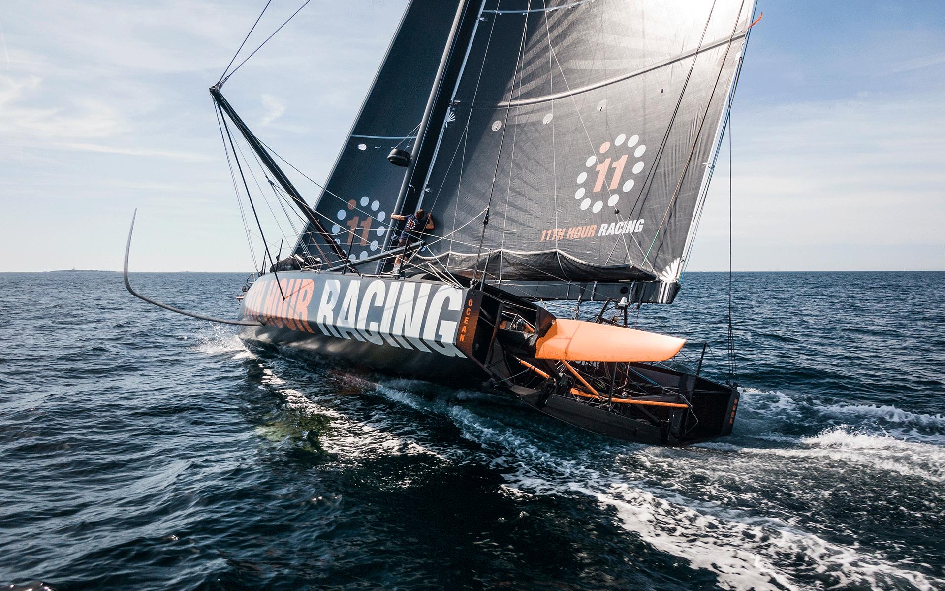 11th Hour Racing Team, Amory Ross, Imoca 60, Sailing Team, France, Foiling