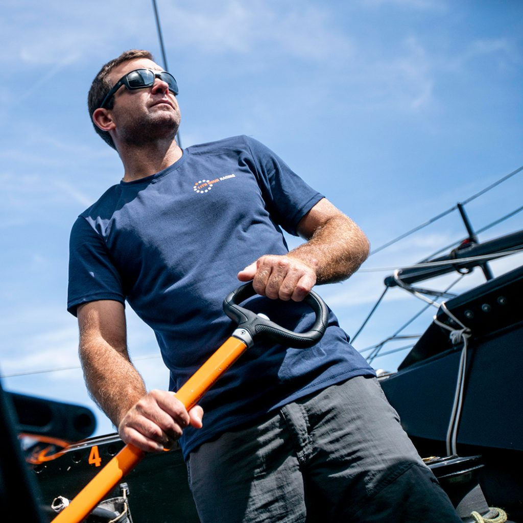 Charlie Enright, 11th Hour Racing Team, Imoca 60, sailing
