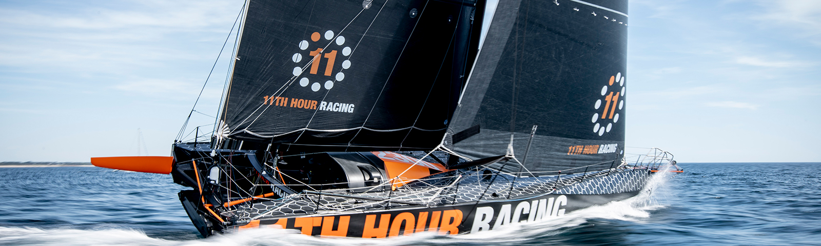 11th Hour Racing Team, Imcoa 60, Charlie Enright, Mark Towill,