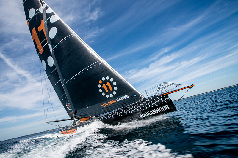 11th Hour Racing Team, Amory Ross, Imoca 60, Sailing Team, France, Foiling