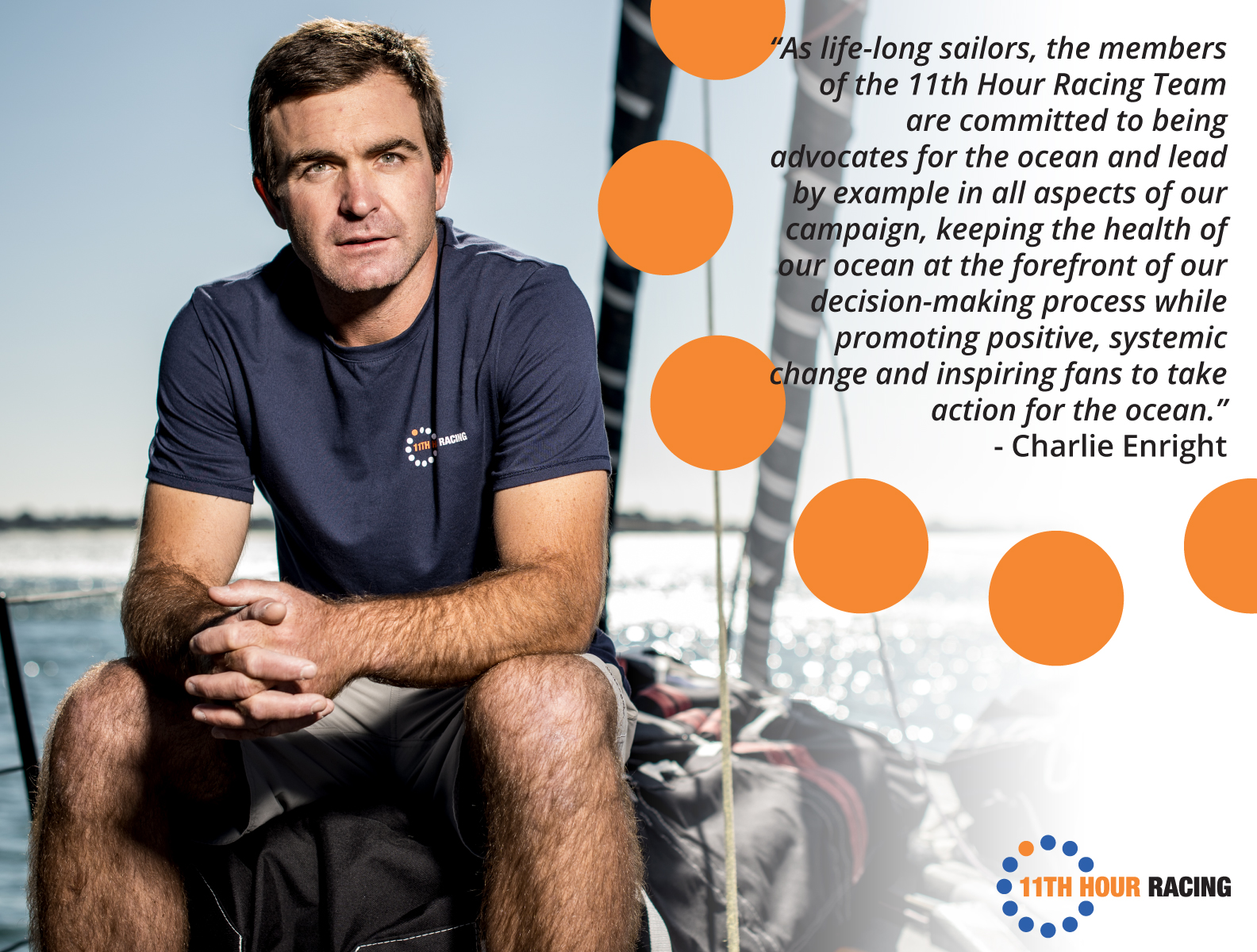 Charlie Enright, 11th Hour Racing, Sailing, IMOCA 60, Transat Jaques Vabre,