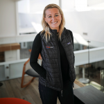 Lorraine McKenna, Sponsorship Manager, 11th Hour Racing. © Maaike Bernstrom | 11th Hour Racing