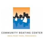 Community Boating Center, Providence, logo