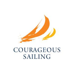Courageous Sailing logo
