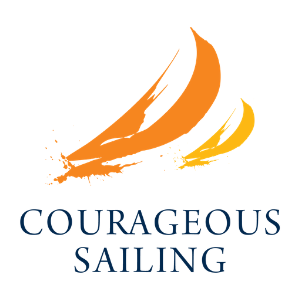 Courageous Sailing logo