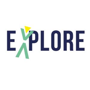 EXPLORE logo.
