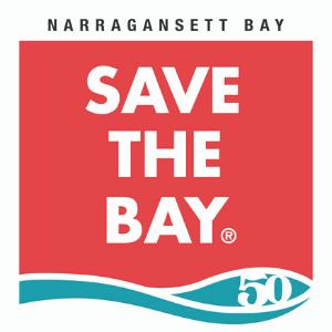 Save The Bay logo.