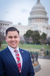Capitol Building, Ocean Discover Instituite, Rudy Vargas-Lima