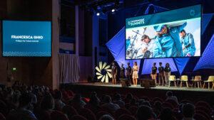 The first of The Ocean Race Summits underway in Genoa, Italy. September 20, 2019 © Ainhoa Sanchez/The Ocean Race