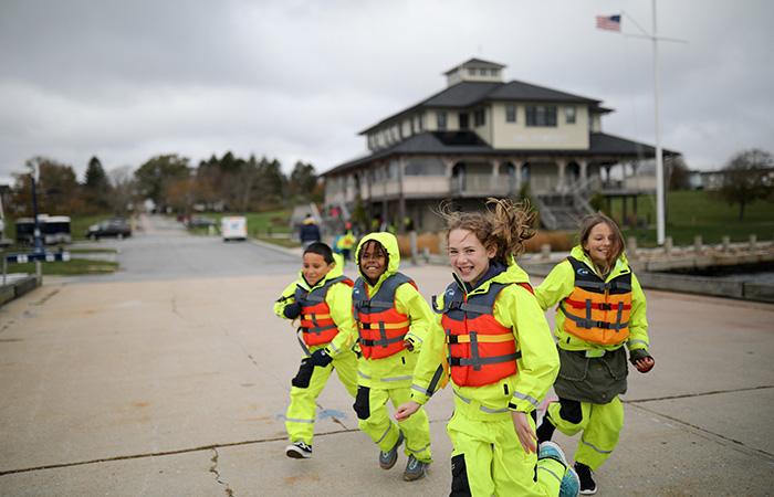 Sail Newport 4th Grade Program Photo credit Maaike Bernstrom