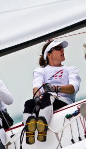 Elizabeth Kratzig, Olympic Sailing, Elliot 6M
