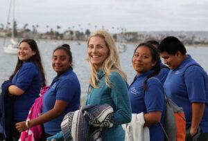 Shara Fisler, Ocean Discovery Institute