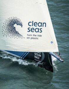 Clean Seas, Turn the Tide on Plastic, Volvo Ocean Race, The Ocean Race, Event Sustainability