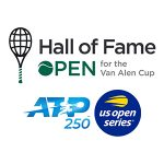 Hall of Fame Open Logo