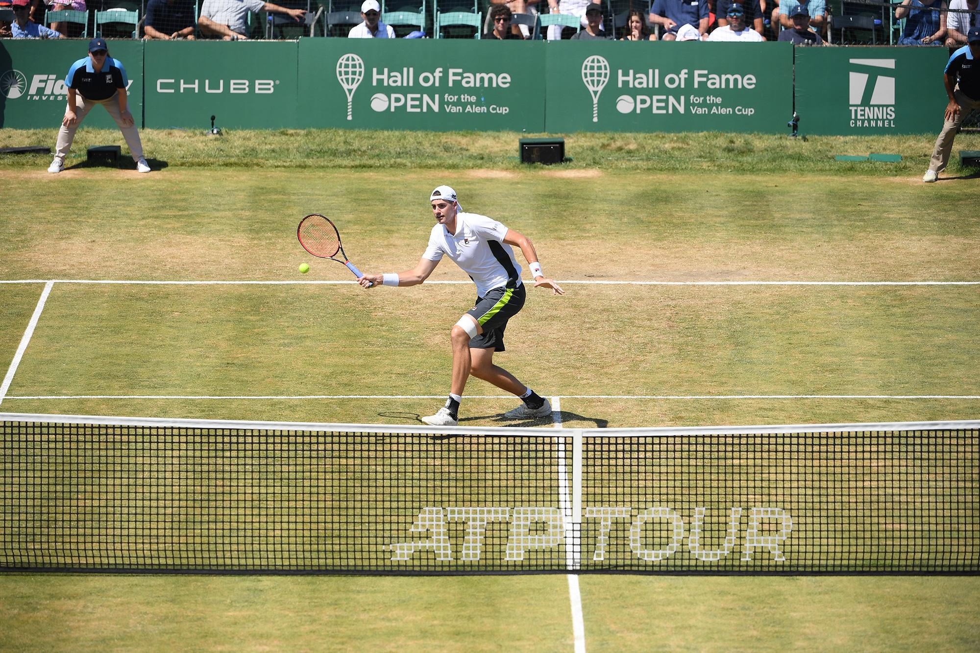 International Tennis Hall of Fame, Newport, RI Tennis, Sustainability, 11th Hour Racing