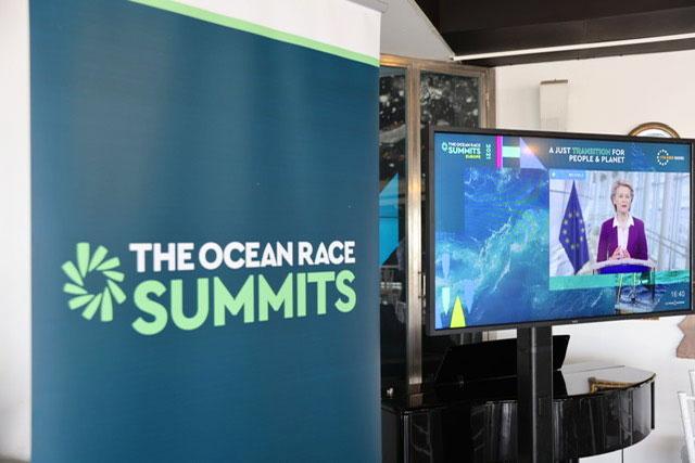 The Ocean Race Summit Europe © Rafa Galán / The Ocean Race