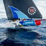 Art Goes Offshore with IMOCA 60 11.2